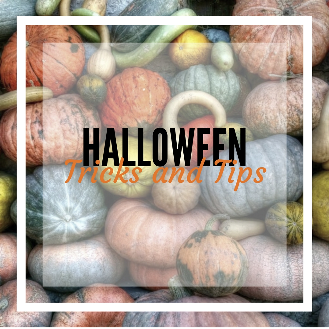 Tips And Tricks To Encourage Better Nutrition: Halloween Tricks And Tips