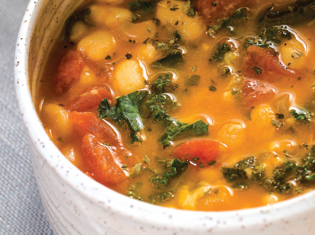 Image of 10-Minute Bean Soup
