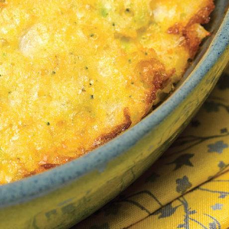 Image of Broccoli Cornbread