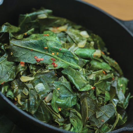 Image of Down-Home Greens