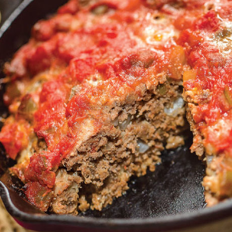 Image of Easy Meatloaf