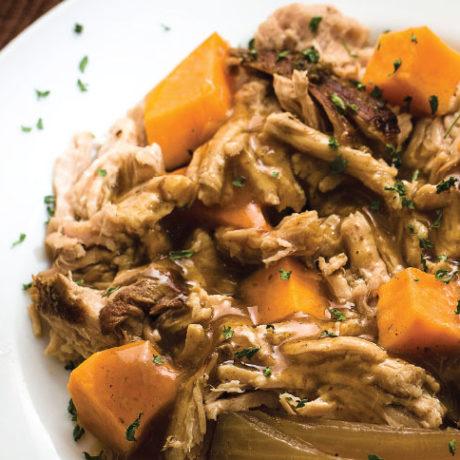 Image of Garlic Pork