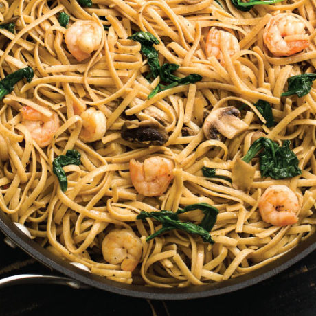 Image of Italian Shrimp Pasta