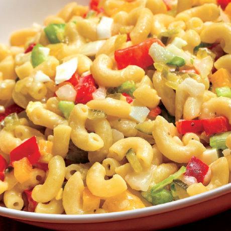 Image of Mom's Macaroni Salad