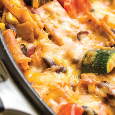Image of Skillet Enchiladas