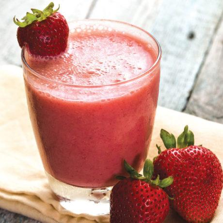 Image of Strawberry Beet Smoothie