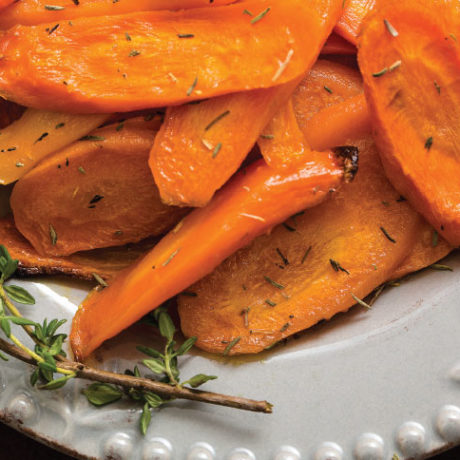 Image of Thyme-Roasted Carrots