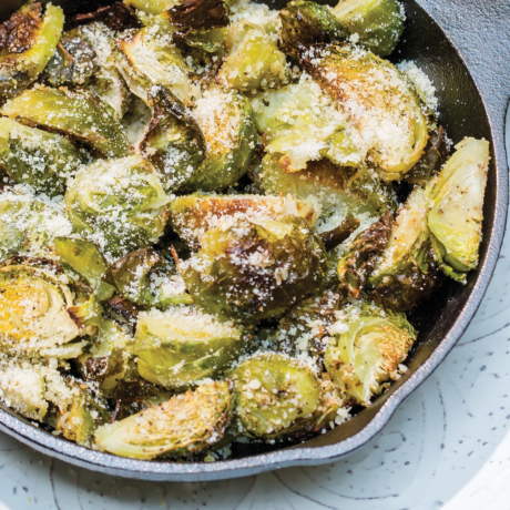 Image of Not Your Grandma's Brussels Sprouts