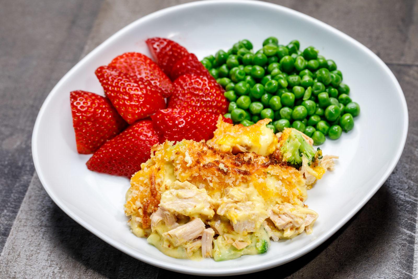 Image of Wild Turkey & Broccoli Casserole