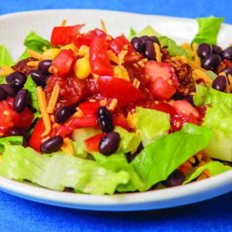 Image of Tasty Taco Salad
